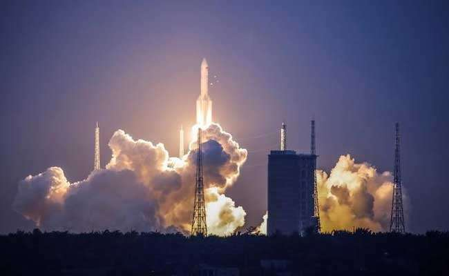 China's Heavy Weight Launch Faces a Hitch