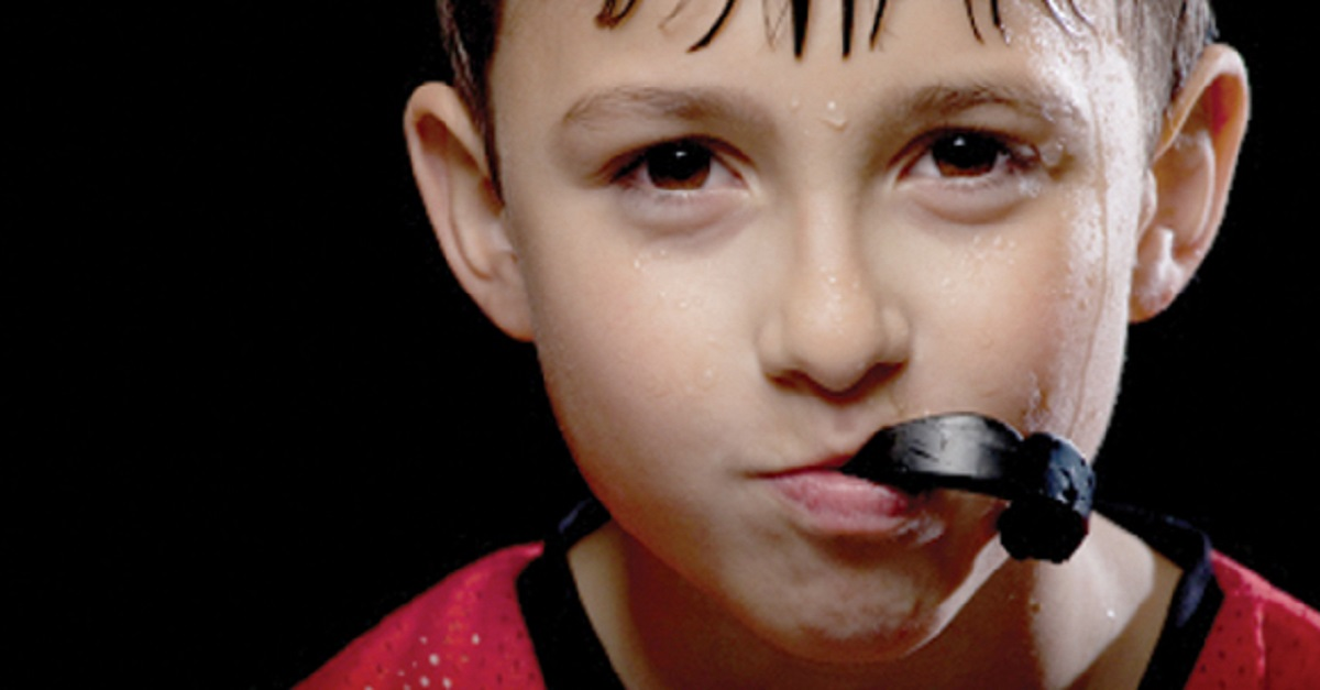 Take care of Kids with a Custom fit Child Mouth Guard