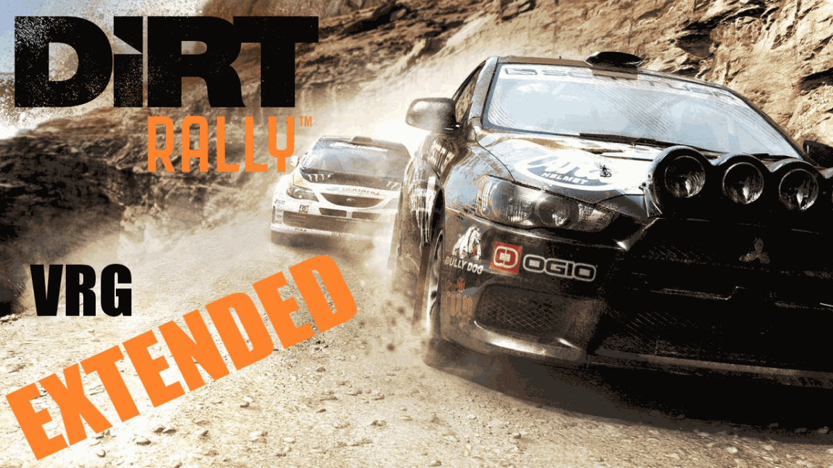 Liga DiRT Rally VRG Extended PS4