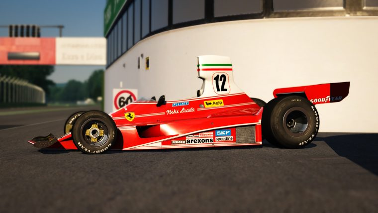 aseto corsa ps4 italian racing