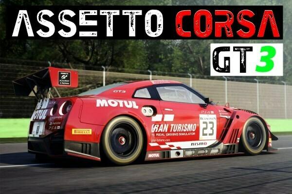 🥇Campeonato Monomarca GT3 Assetto Corsa