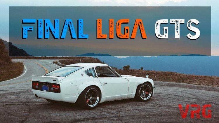 Final de la liga Gran Turismo Sport