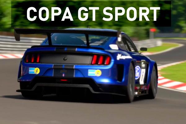 Copa VRG Gran Turismo Sport