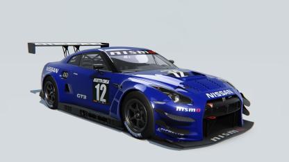 Nissan Nismo GT3