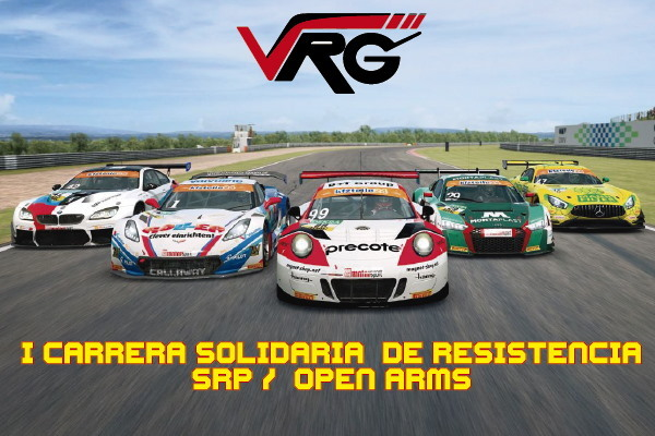 carrera solidaria open arms virtual racing