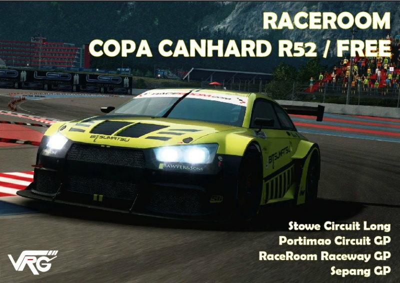 campeonato raceroom gratis