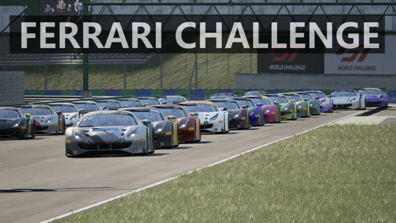 Campeonato assetto corsa competizione español