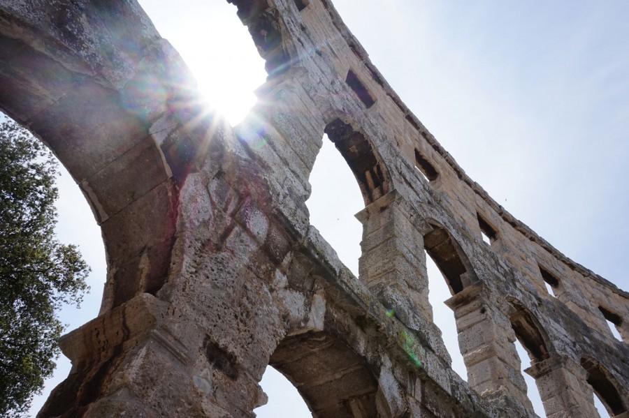 Pula-Amfitheater