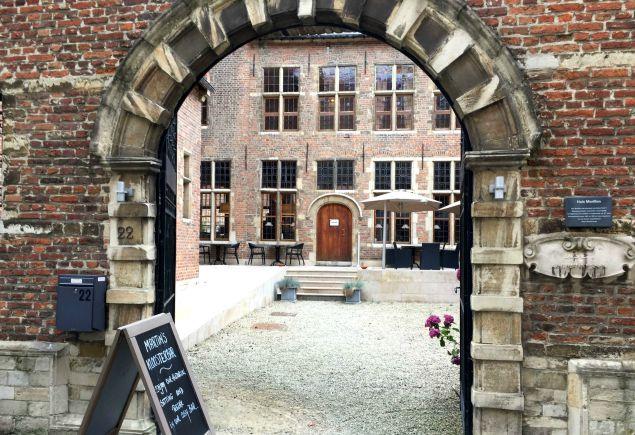 Hotel, Leuven, Martins Klooster