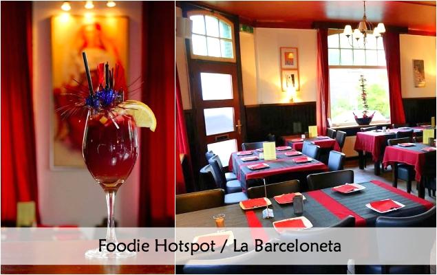 La Barceloneta Uitgelicht