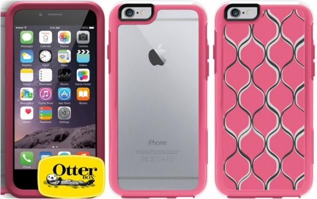 Otterbox MySymmetry Case Apple iPhone 6 Sorbet Crystal