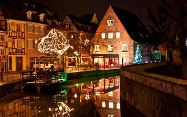 Bucketlist #15 Kerstmarkt Colmar