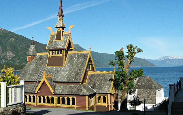 St. Olaf's Church Norway