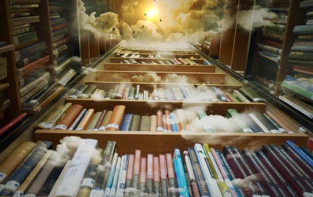 15x prachtige. voor echte is een bibliotheek een stukje paradijs op