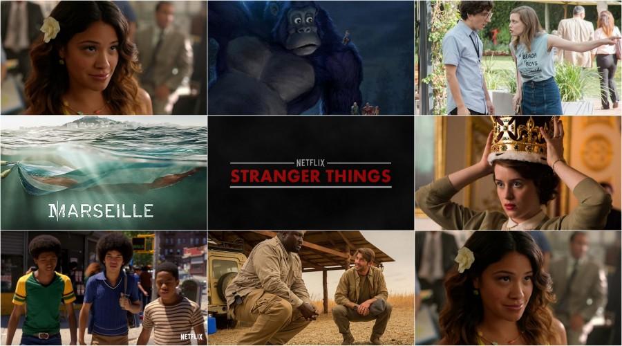 Nieuwe series Netflix in 2016