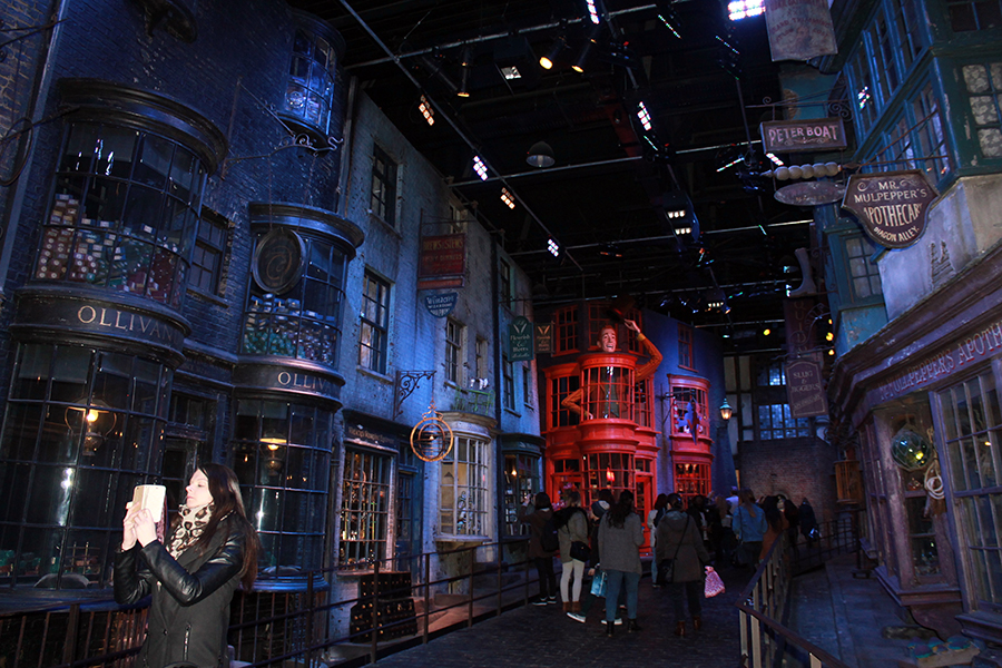 Diagon Alley1