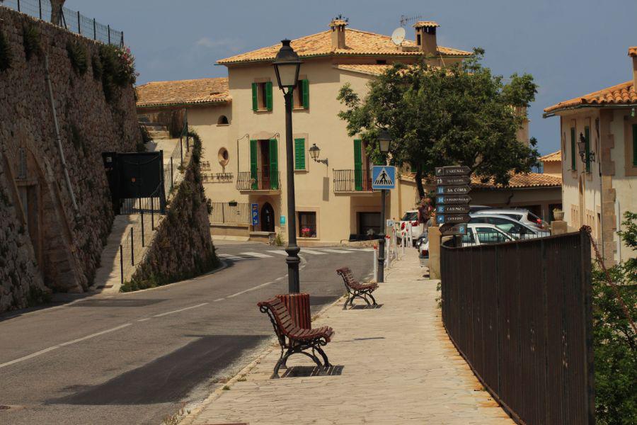 westkust van Mallorca