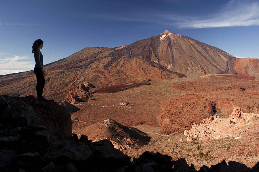 GOED - Parque Nacional del Teide, Tenerife