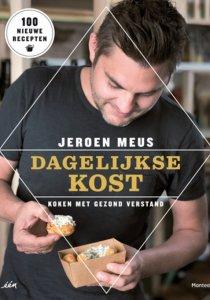 'Geluk kun je koken' met Dagelijkse Kost van Jeroen Meus + Win jouw eigen exemplaar!