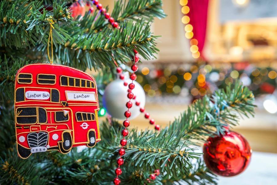 Kerst in London
