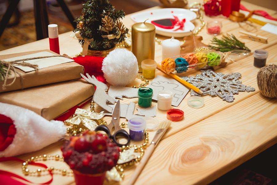 ontwerp kerstkaarten