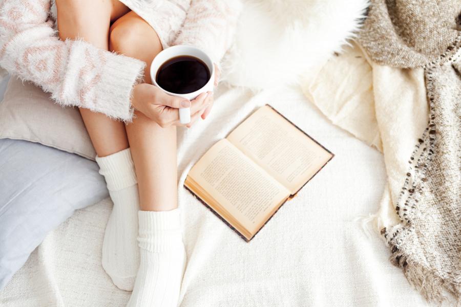 lezen voor het slapengaan