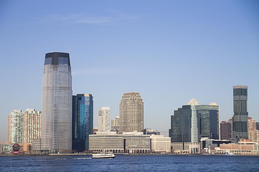 Diary #23 / Statue of Liberty, Ellis Island en slenteren over Broadway!