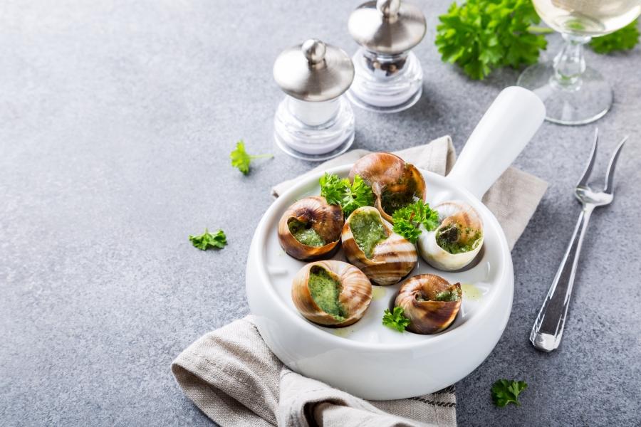 Typische Franse gerechten