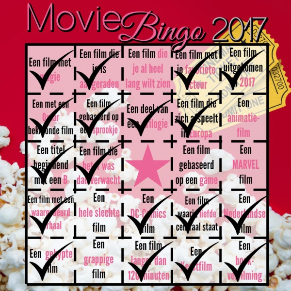 Movie Bingo