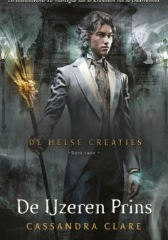 De ijzeren prins – Cassandra Clare