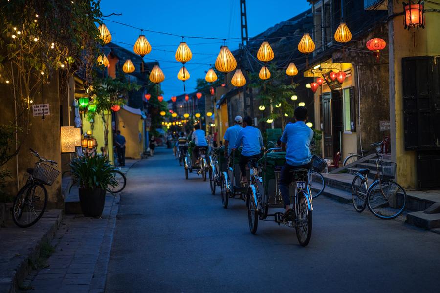 bezoek aan Vietnam