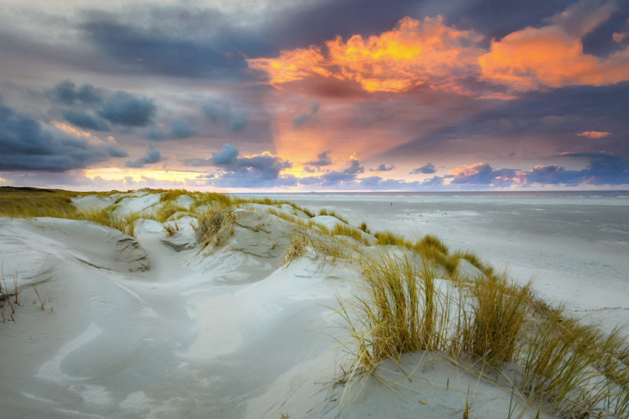 mooiste stranden van Nederland