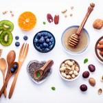 Gezond snacken tijdens het bingen