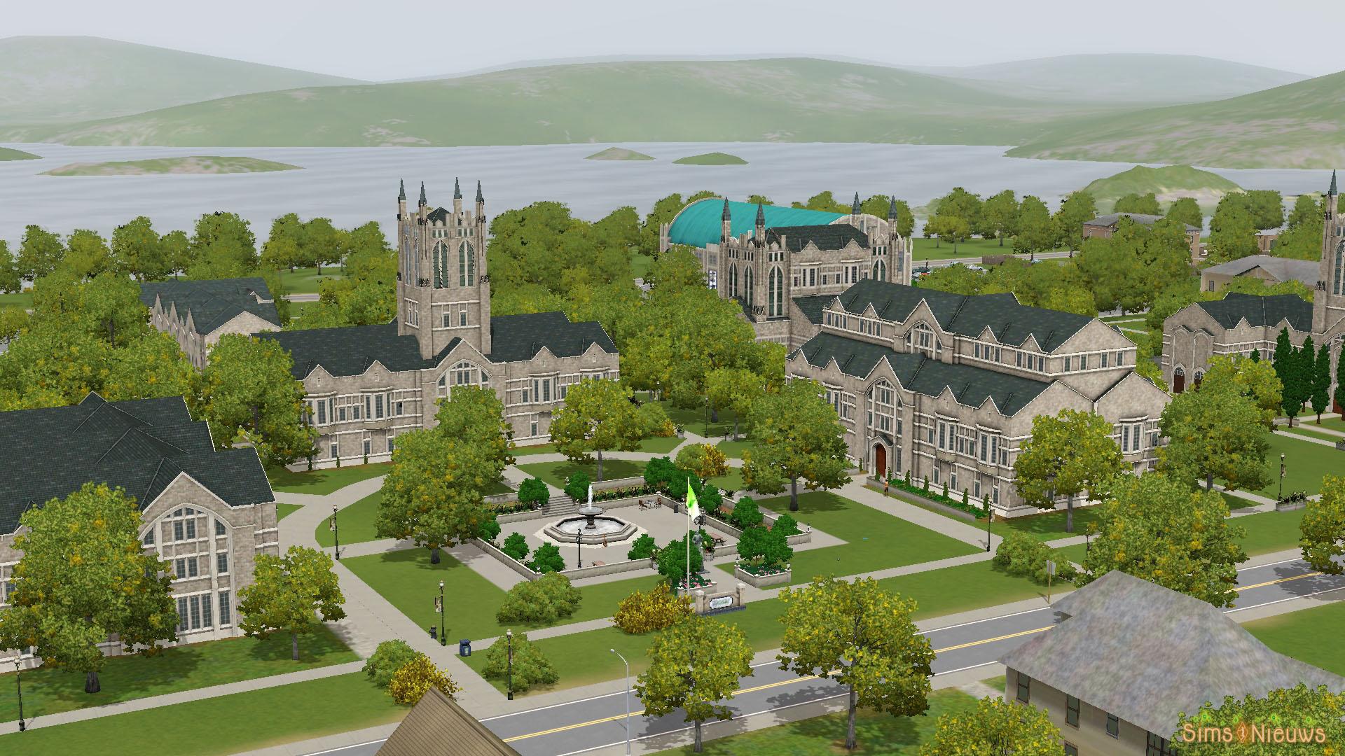 SN Preview: De Sims 3 Studententijd