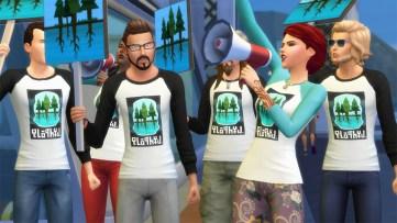 De Sims 4 Stedelijk Leven: Carrières