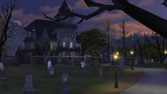 SN Review: De Sims 4 Vampieren - Forgotten Hollow