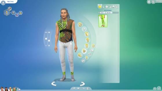 De Sims 4 Fitness Accessoires: Creëer-een-Sim