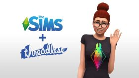 De Sims merchandise