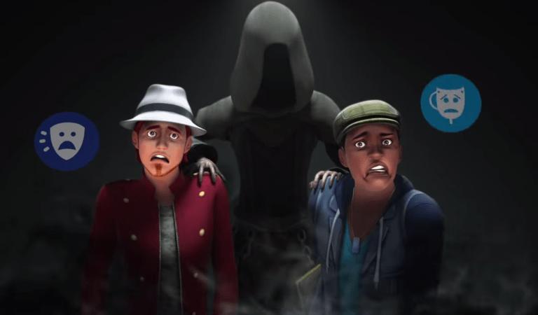 The Sims 4 Birisini Öldürme