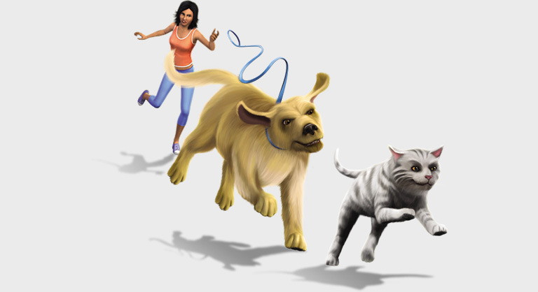 The Sims 4 Pets: Kaçan evcil hayvanı eve geri döndürme