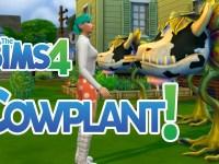Sims 4 Cowplant