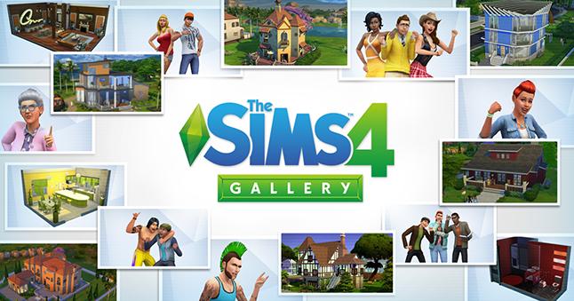 Sims 4 Online Galeri