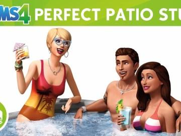Sims 4 Perfect Patio Stuff