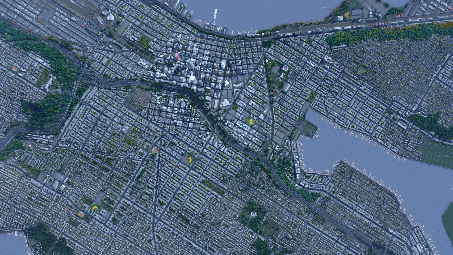 Cities Skylines Amazing Builds