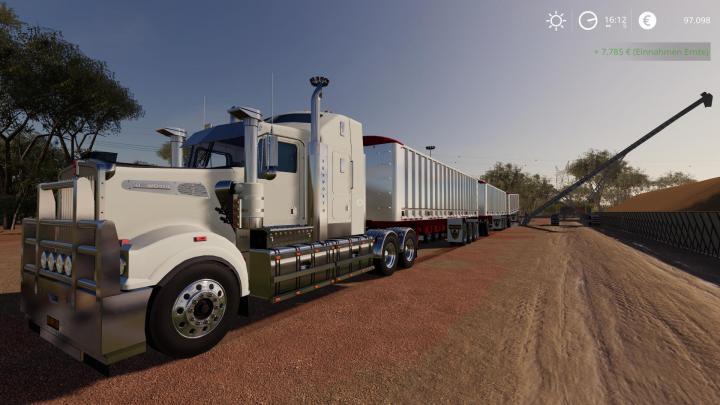Fs19 Roadwest Transport V1 Simulator Games Mods Download