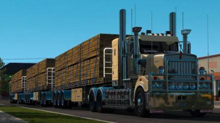 Ats Tsa Opendeck Trailer 1 35 X Simulator Games Mods