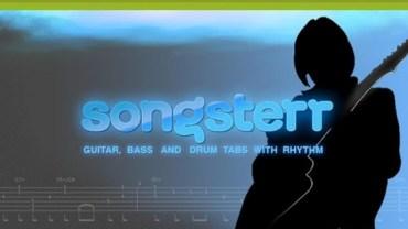 Testi e accordi per chitarra a bizzeffe su Songsterr
