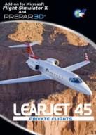 Perfect Flight - Private Flights - Learjet 45 FSX/P3D