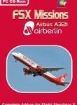 FSX Missions - Air Berlin A321