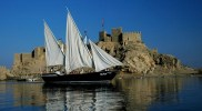 Henry de Monfried boat